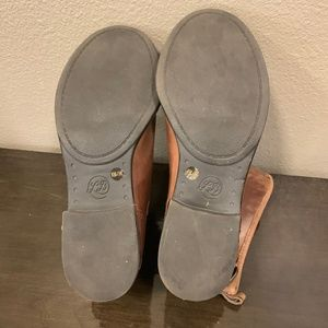 Lucky Brand Shoes - Lucky Brand Slip on LP Norton Boots w/ Buckles